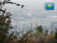 Казахстан: Алматы (2007 год, октябрь)