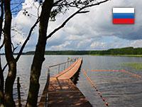 Россия: Озеро Селигер (2014 год, июнь)
