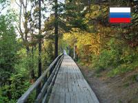 Россия: Далекий поселок Умба в далеком 2003 году