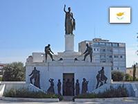 Кипр: Пафос, Никосия (2017 год, декабрь)