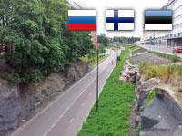 Россия – Финляндия – Эстония (2013 год, июль)