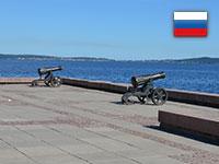Россия: Петрозаводск, Санкт-Петербург (2014 год, июль)