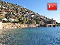 Турция: Аланья (2018 год, июль)